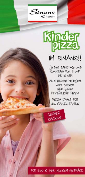 Aktionen Pizza Sinans München
